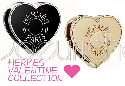 エルメス スカーフリング ハート セリエ シルバー ゴールド ツイリー 買取募集 バレンタインコレクション クー・ラック